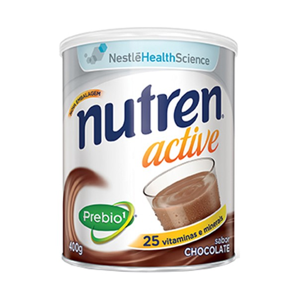 Nutren Active Po Chocolate 400 G
