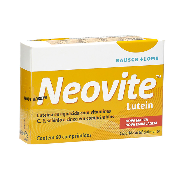 Ocuvite Lutein 60 Cprs