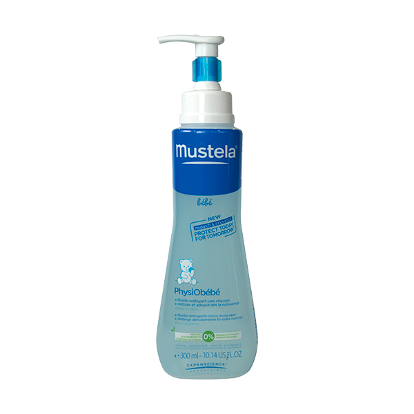 Physiobebe Mustela 300ml