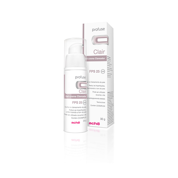 Profuse Clair Gel Creme Clareador 30 G