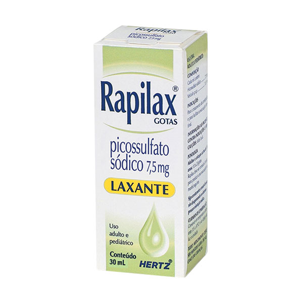 Rapilax 7,5 Mg/Ml Sol Oral Fr Plas Opc Gts C 30 Ml