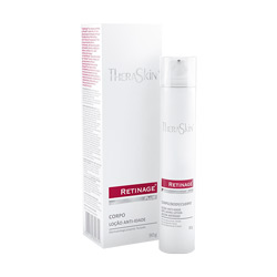 Retinage Plus Locao Corpo 90g X 1