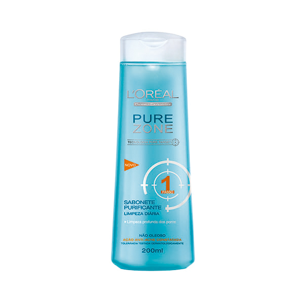 Sabonete Pure Zone Purificante 200ml
