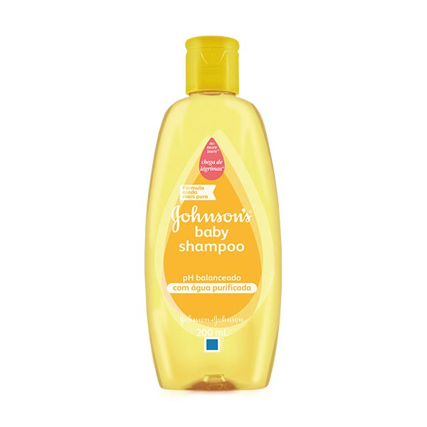 Shampoo Johnson & Johnson Baby 200ml 1069