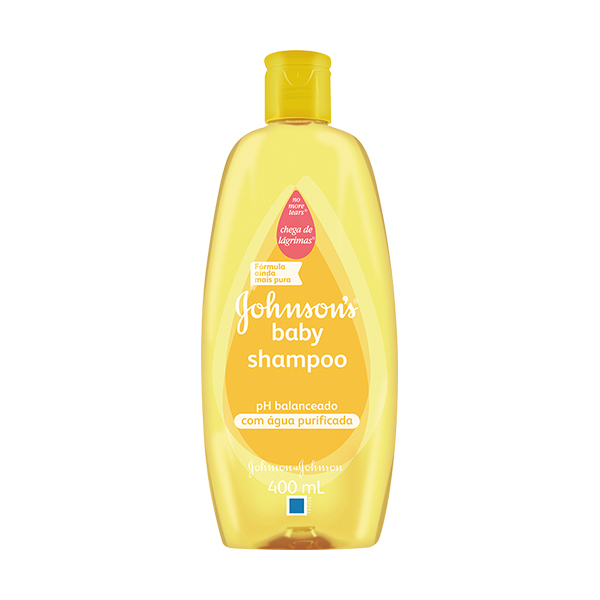 Shampoo Johnson & Johnson Baby 400ml