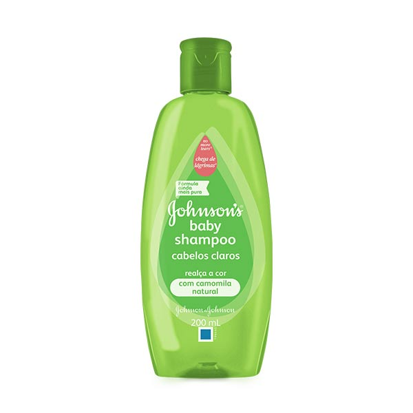Shampoo Johnson & Johnson Baby Claros 200ml 1066