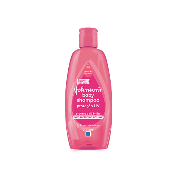 Shampoo Johnson & Johnson Baby Escuros 200ml