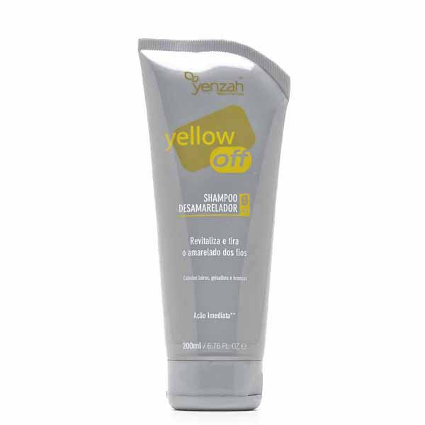 Shampoo Yenzah Yellow Off Desamar 200ml