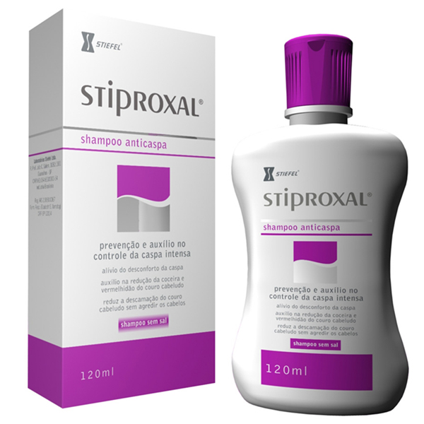 Stiproxal Shampoo 120ml