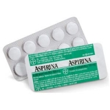 Aspirina 500 Mg Adulto 10 Cprs
