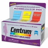 Centrum Select Mulher 30 Cprs