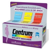 Centrum Select Mulher 60 Cprs