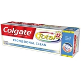 Creme Dental Colgate Total 12 Professional Clean 70g