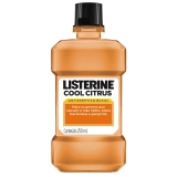 Enxaguante Listerine Cool Citrus 250ml