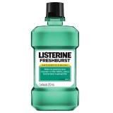 Enxaguante Listerine Fresh 250ml