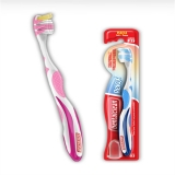 Escova Dental D Clean Relax Macia