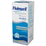 Fluimucil Adulto 40 Mg Xarope 120 Ml