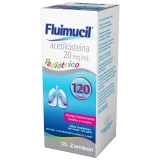 Fluimucil Pediátrico 20 Mg 120 Ml