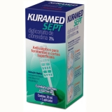 Kuramed Sept 1% Sol Top Fr Plas Bco X 30 Ml