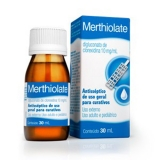 Merthiolate Fr C/30 Ml