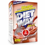 Midway Shake Diet Way Chocolate 420g