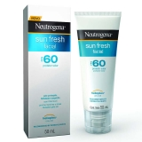 Neutrogena Sun Fresh Loção Facial Fps 60 50 Ml