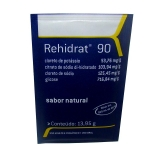 Rehidrat 90 4 Env X 13,950g Sb Natural