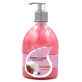Sabonete Liquido Cheveux Morango Com Chantilly 500ml