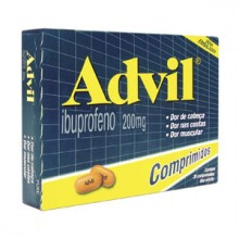 Advil 200 Mg 20 Cprs