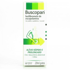 Buscopan 10 Mg 20 Ml