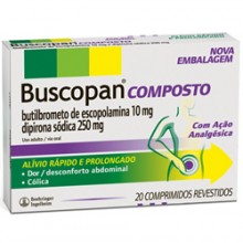 Buscopan Cpt C/20 Cpr Rev