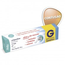 Cetoprofeno 25 Mg Gel 30 G