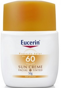 Eucerin Prot Sol Tinted Fps-60 50ml